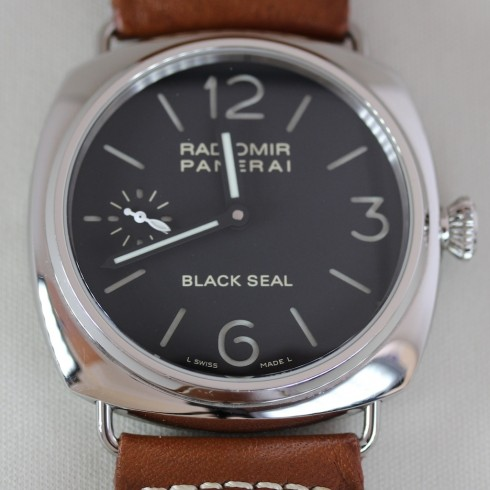 Panerai HISTORIC Radiomir Black Seal. PAM 183.