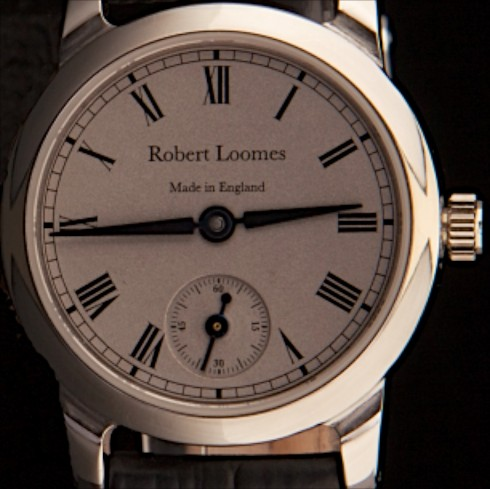 Independent 39 s day the robina by robert loomes co escapement magazine watch news watch for Robert loomes watch