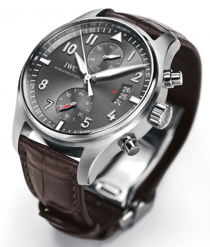Iwc Spitfire Watch Review