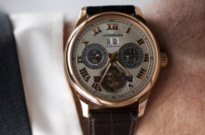 Chopard L.U.C Perpetual T - ESCAPEMENT - watch blog by Angus Davies
