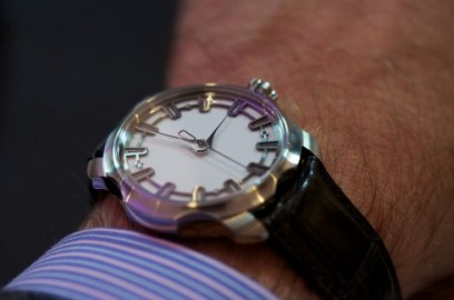 Stepan Sarpaneva - ESCAPEMENT - watch review website by Angus Davies