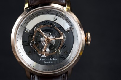 Arnold & Son Golden Wheel - watch review by Angus Davies, ESCAPEMENT MAGAZINE