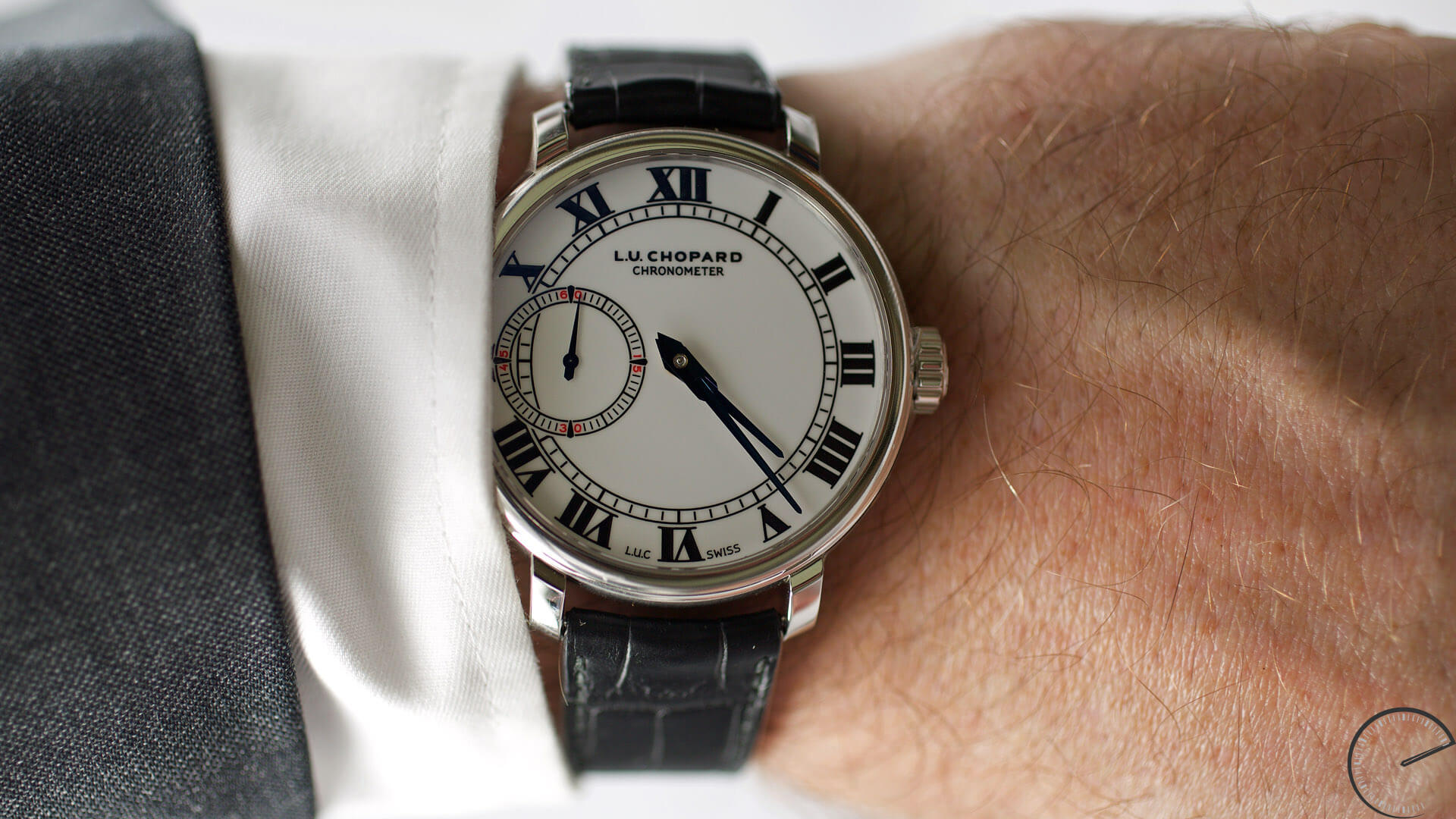 Chopard L.U.C 1963 Platinum Limited Edition