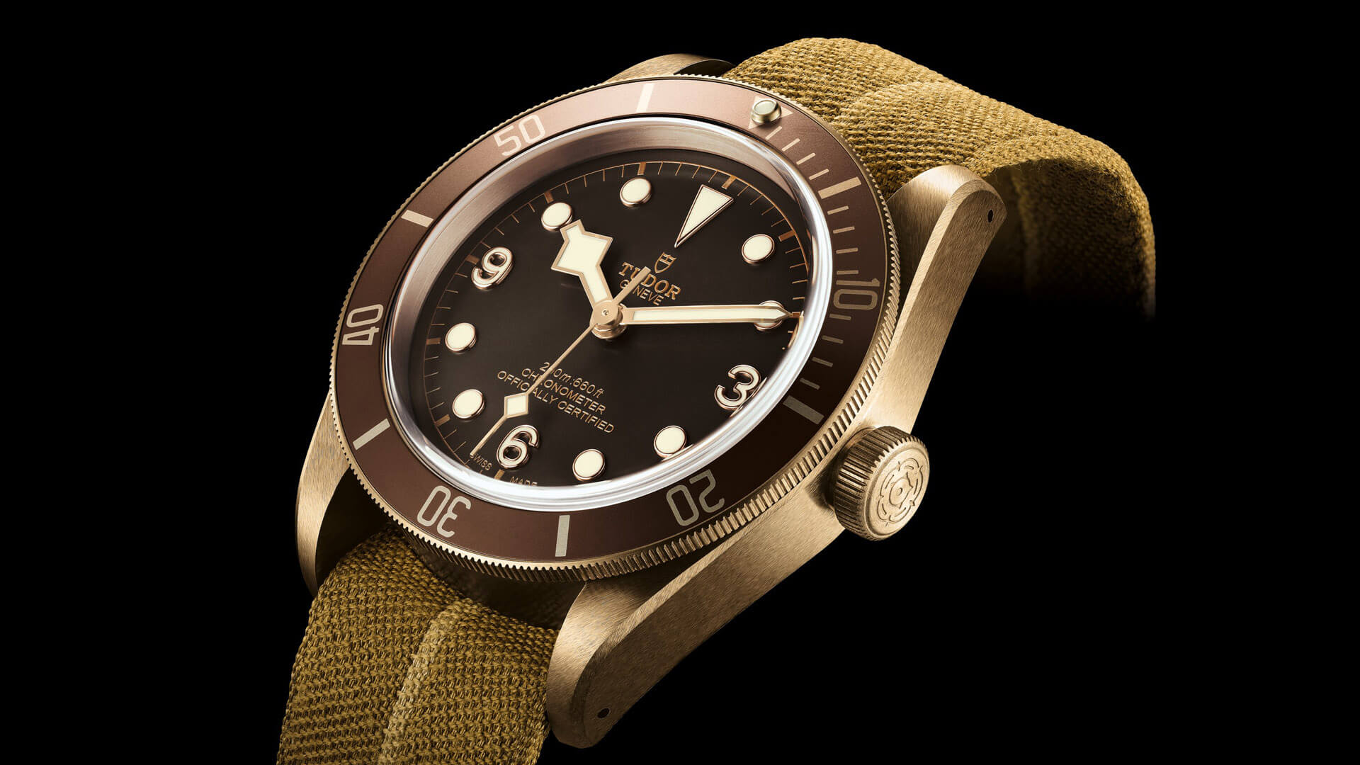 Tudor heritage black bay bronze ref 79230bm escapement - Tudor dive watch price ...