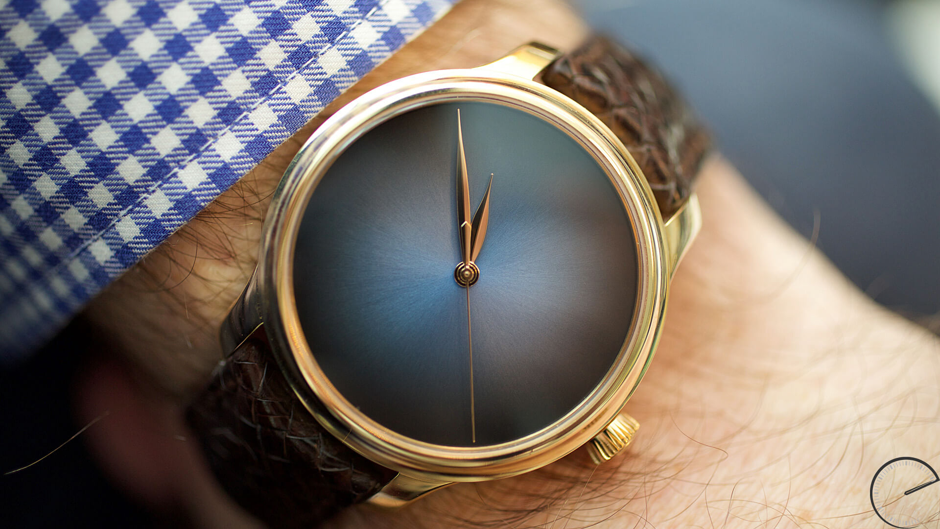 H. Moser & Cie Concept watches