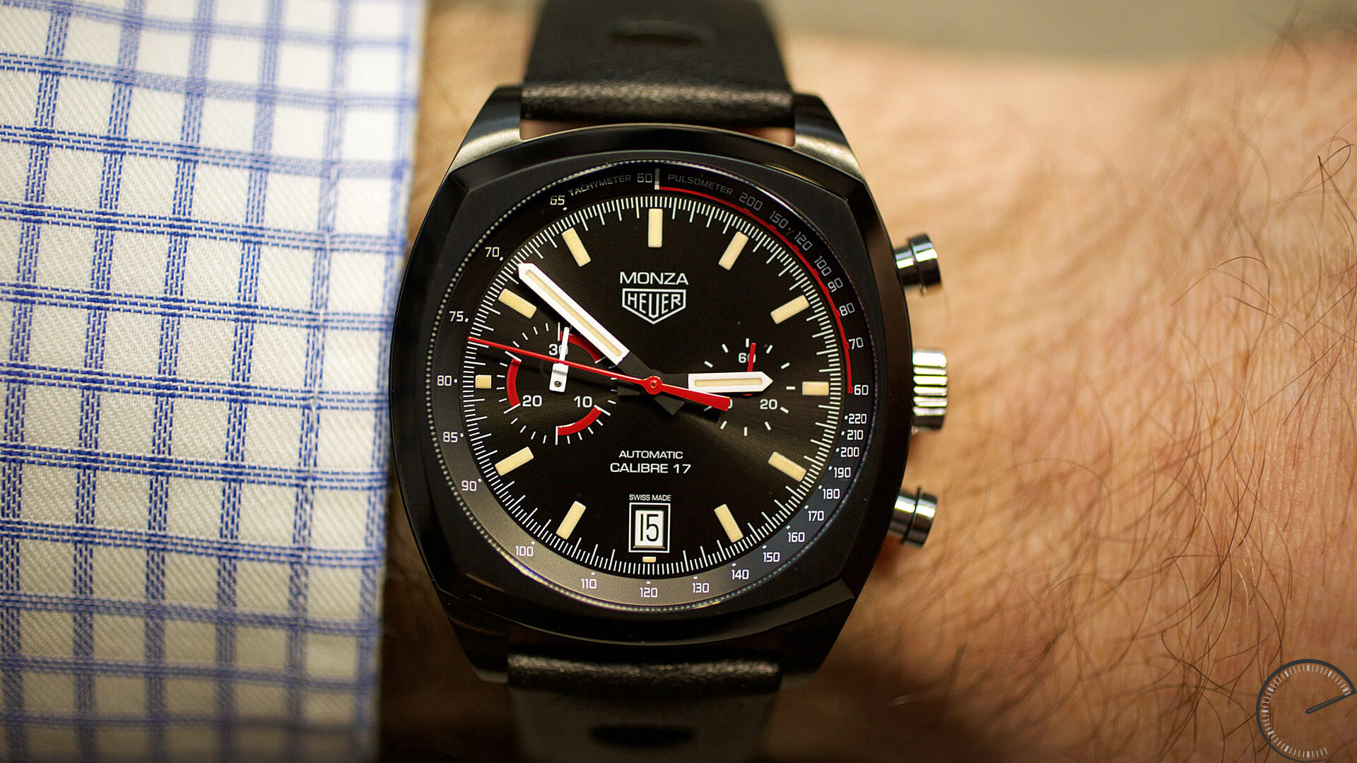 Heuer Monza Chronograph CR2080.FC6375