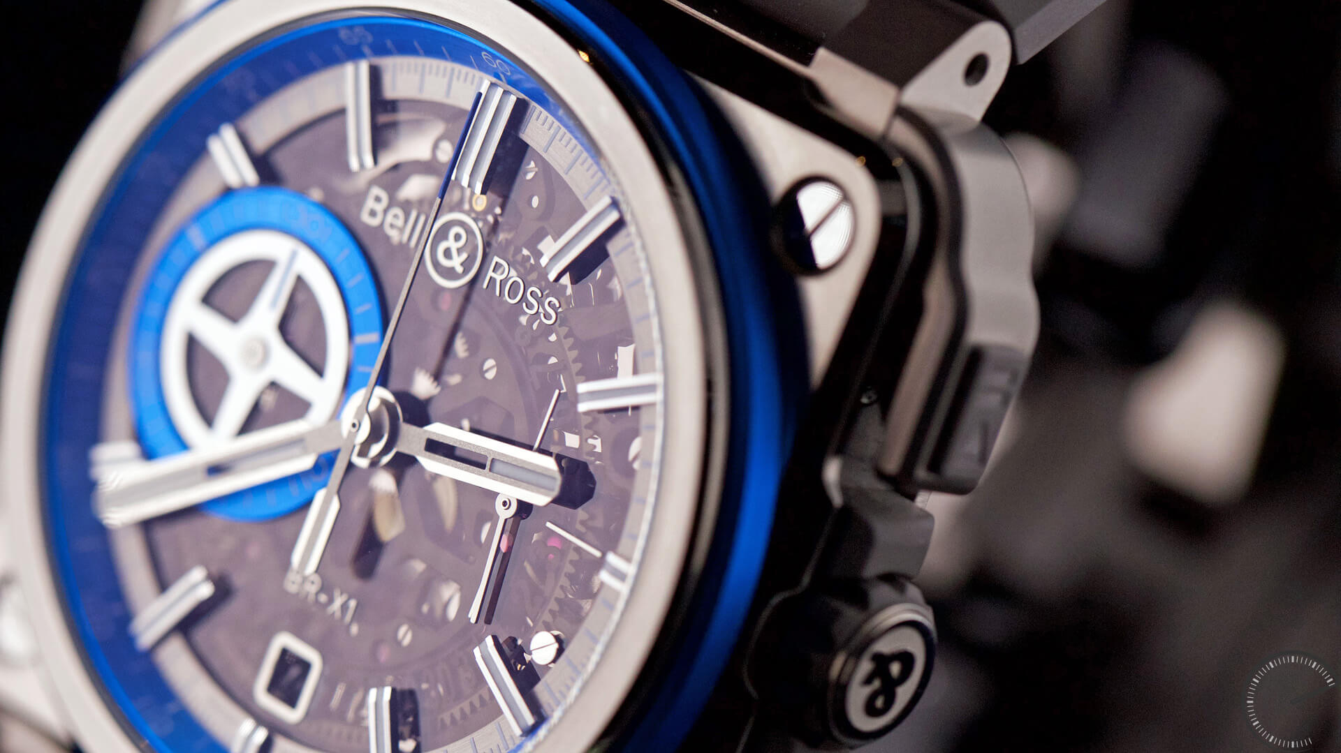 Bild von Bell & Ross BR-X1 Hyperstellar - Skeleton Chronograph