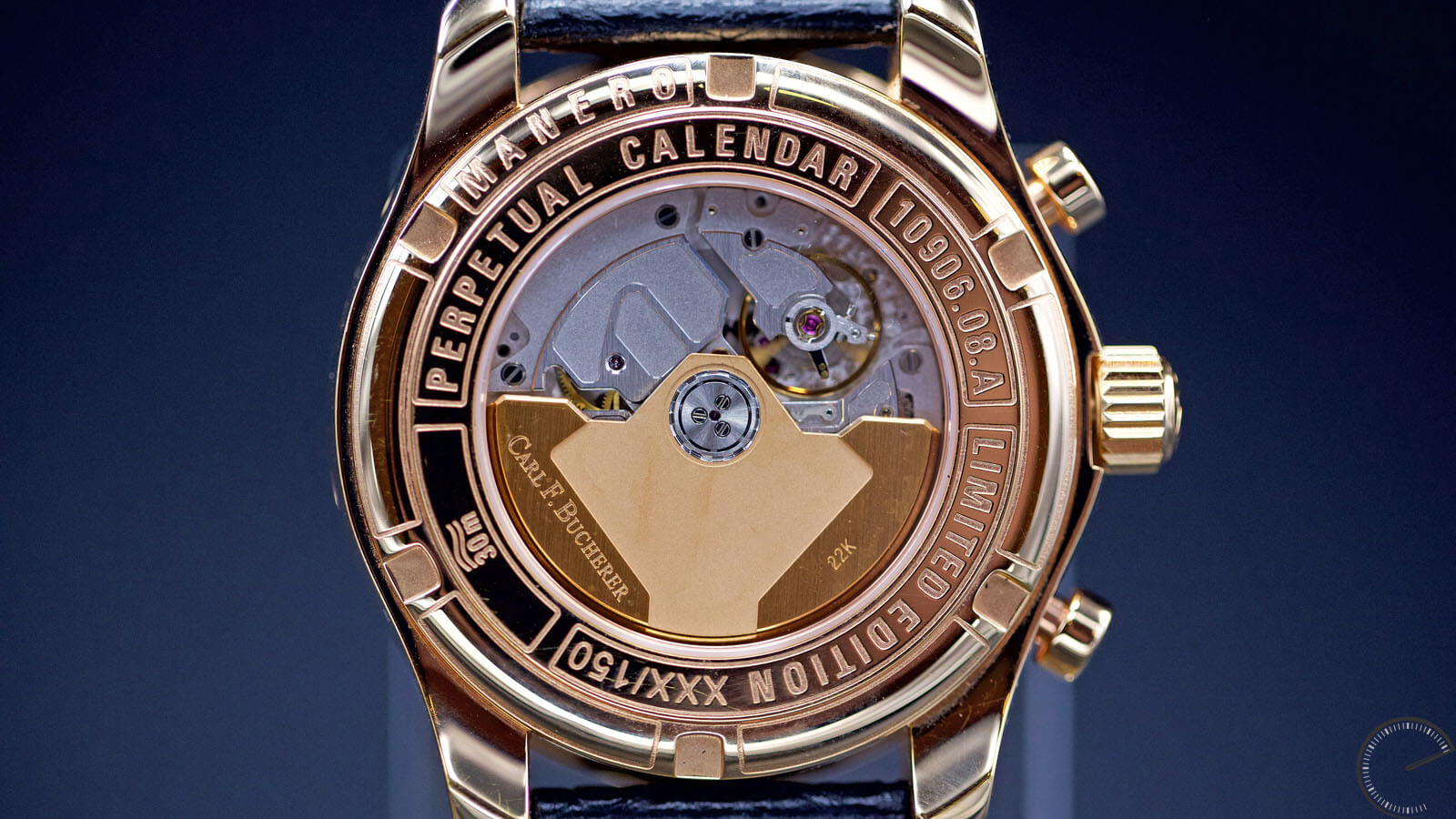 Image of Carl F. Bucherer Manero Chronoperpetual Limited Edition