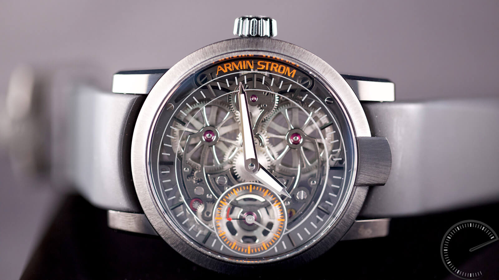 Image of Armin Strom Skeleton Pure Earth