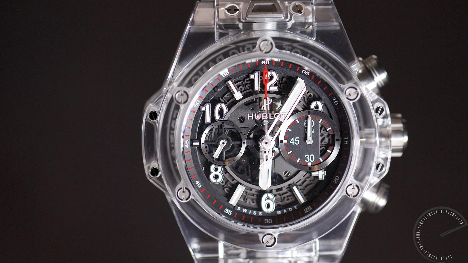 Hublot Big Bang Unico Magic Sapphire