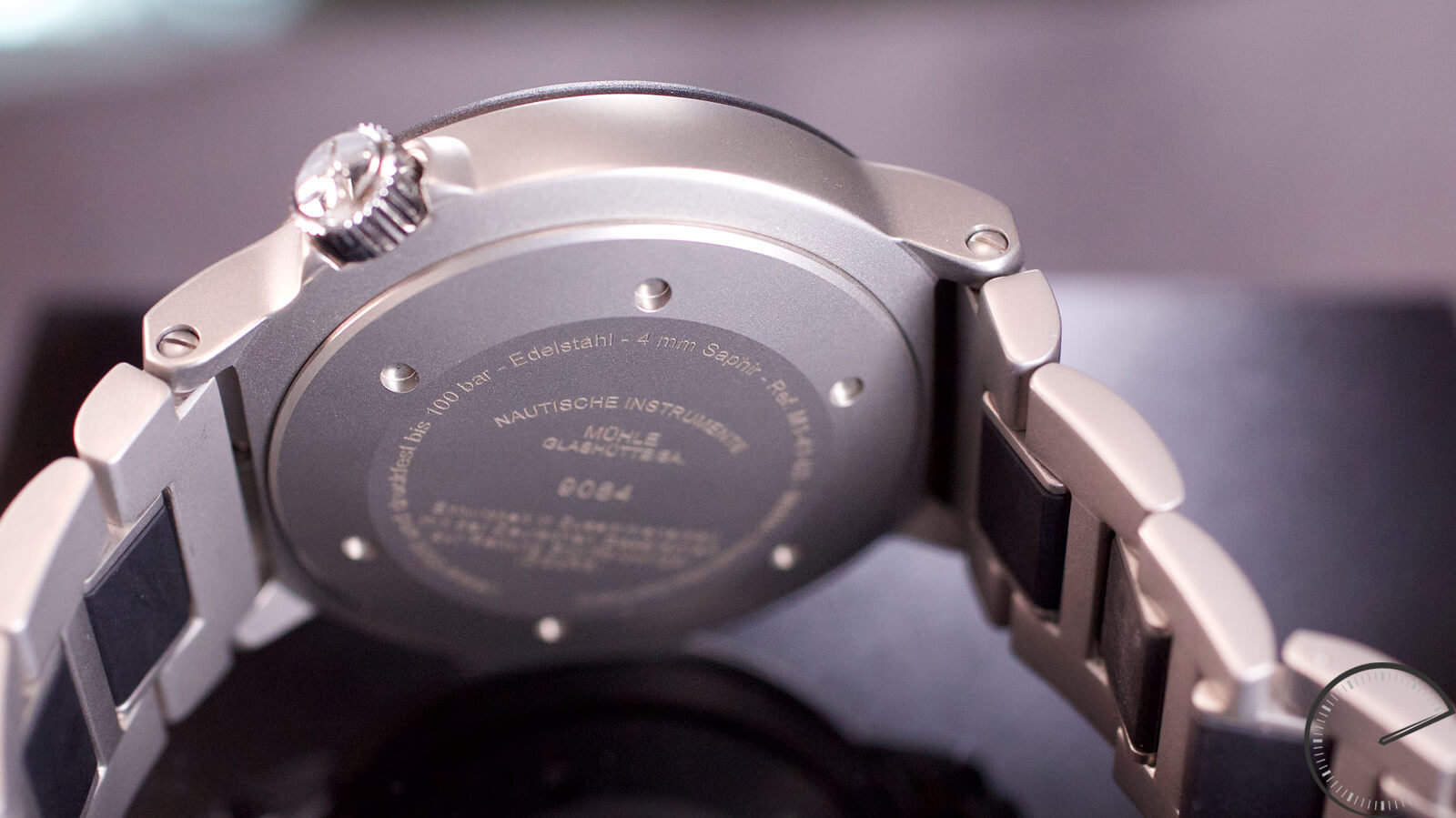 Muhle-Glashutte S.A.R Rescue Timer