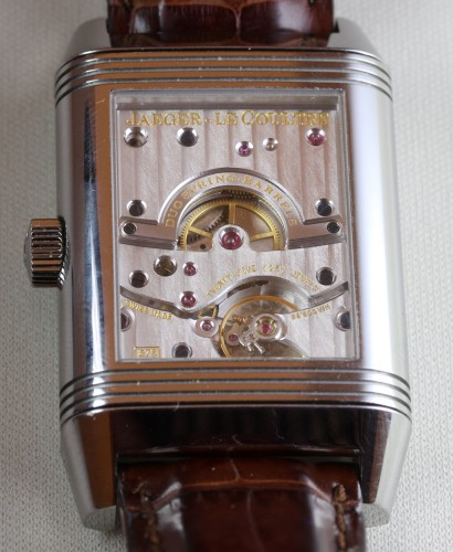 Jaeger-LeCoultre Reverso Grand Date (reference 3008420)