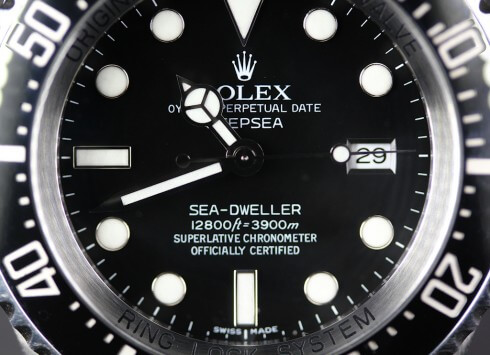 Rolex Oyster Perpetual Rolex Deepsea (reference 116660)