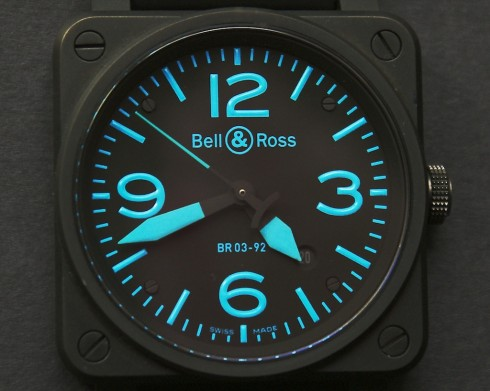 b59ca99d0 Bell & Ross BR 03-92 Carbon | Escapement Magazine | Watch news ...