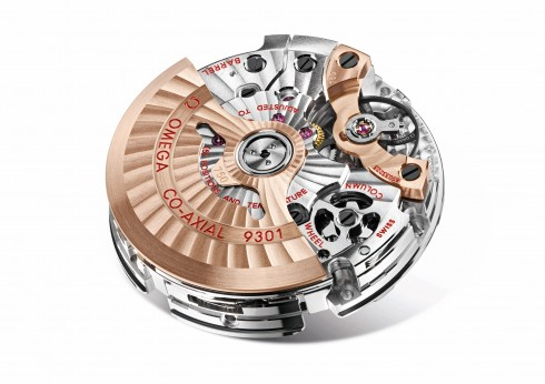 De Ville Chronograph OMEGA Co-Axial Calibre 9301