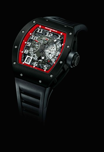 "Richard Mille RM 016 ""Black Night"" Limited Edition"
