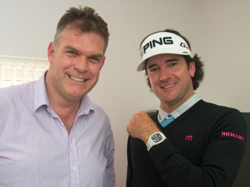 Harrods exclusive - RM 038 Bubba Watson Victory Watch