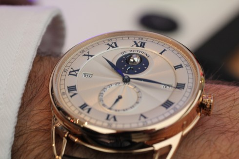 Independent's day - De Bethune DB25 QP