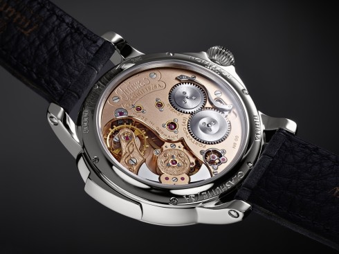 Tutima Hommage Minute Repeater in rose gold
