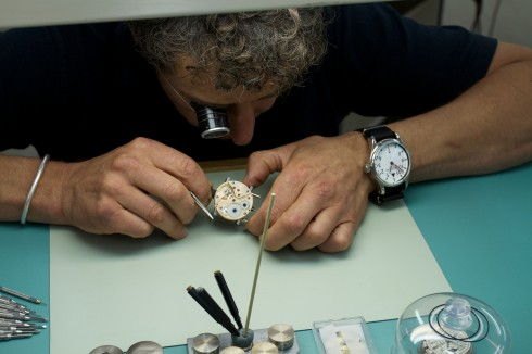 Meridian Watches - a trip to the factory with exclusive images