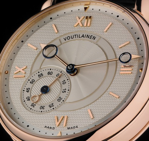 Voutilainen Tourbillon - piece unique
