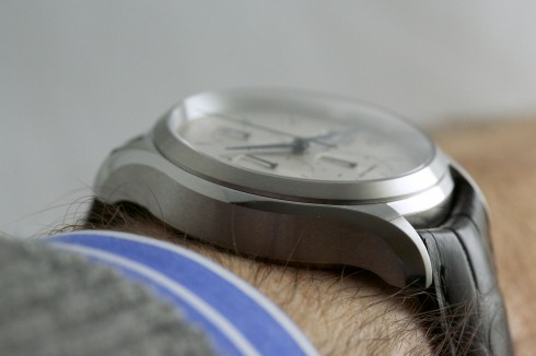 Hands on with the new Baume & Mercier Clifton Chronograph MOA 10123