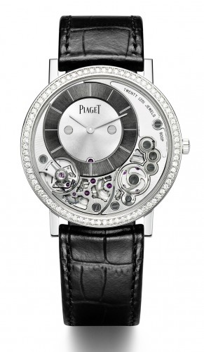 SIHH 2014 - Piaget Altiplano 38mm 900P