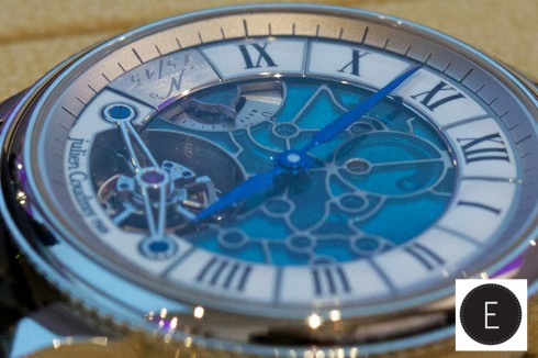 Julien Coudray 1518 Competentia 1515 - in-depth hands-on review by ESCAPEMENT