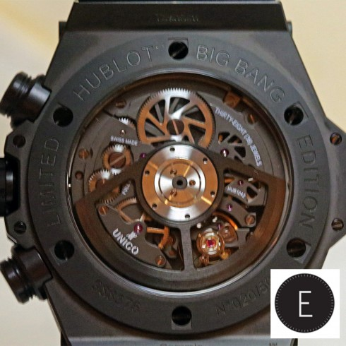 """Hublot Big Bang Unico """"All Black"""" - watch review by ESCAPEMENT"""