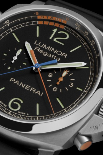 Panerai Luminor 1950 Regatta 3 Days Chrono Flyback Titanio (PAM00526) - a hands-on review by ESCAPEMENT