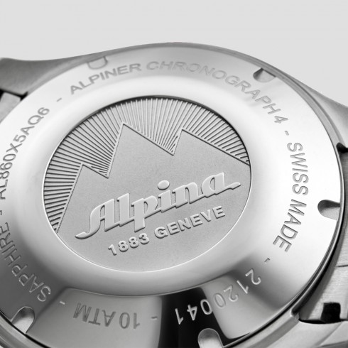 Alpina Alpiner 4 Chronograph - an in-depth watch review by ESCAPEMENT