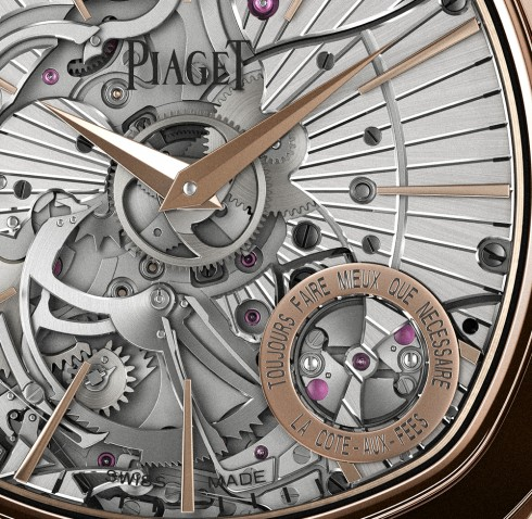 Piaget Emperador Coussin Ultra-Thin Minute Repeater - in-depth watch review by ESCAPEMENT