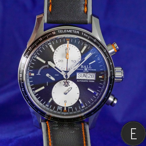 BALL Watch Fireman Storm Chaser Pro - in-depth watch review by ESCAPEMENT