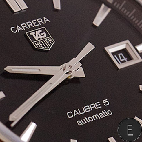 TAG Heuer Carrera Calibre 5 Automatic - Steel 39mm - in-depth watch review by ESCAPEMENT