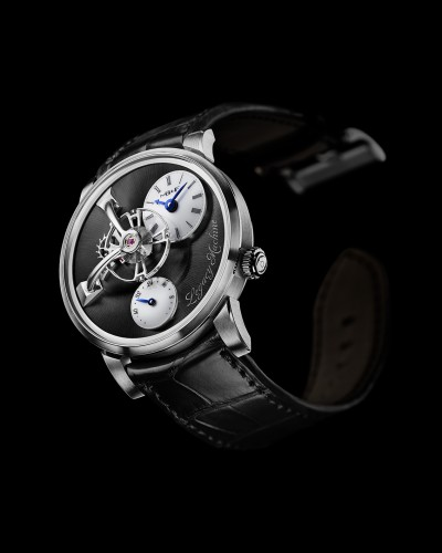 MB&F Legacy Machine 101 - in-depth watch review by ESCAPEMENT