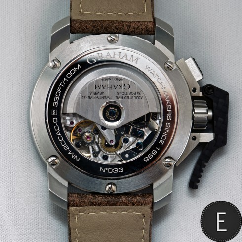 Graham Chronofighter Oversize - in-depth watch review by ESCAPEMENT