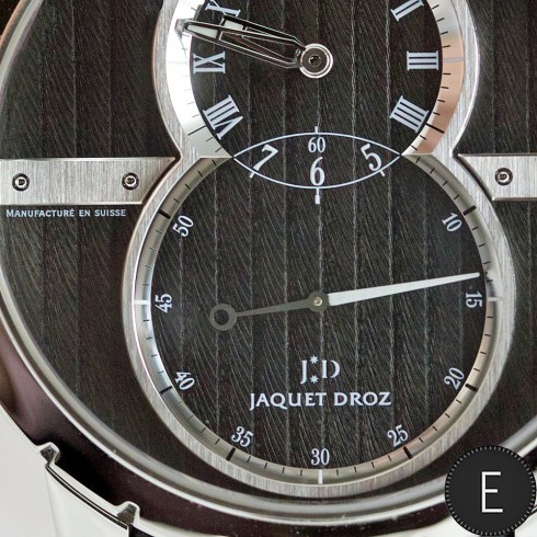 Jaquet Droz Grande Seconde SW Steel - in-depth watch review by ESCAPEMENT