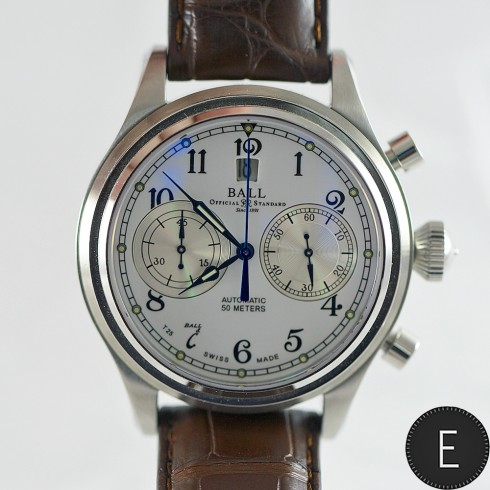 BALL Watch Company Trainmaster Cannonball - in-depth watch review by ESCAPEMENT