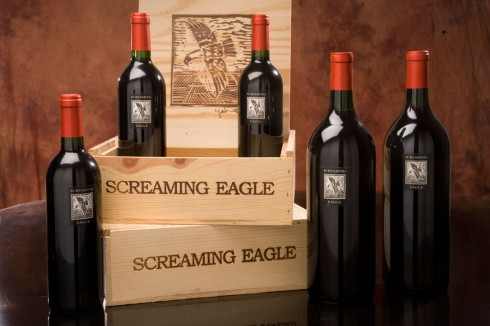 Screaming Eagle Winery And Vineyards Escapement Magazine