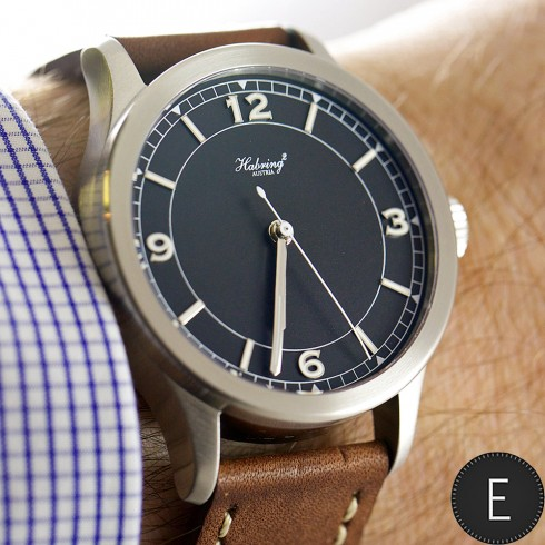 Habring Jumping Second Date - in-depth watch review by ESCAPEMENT