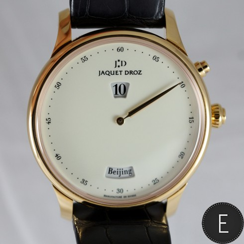 Jaquet Droz The Twelve Cities Ivory Enamel - in-depth watch review by ESCAPEMENT