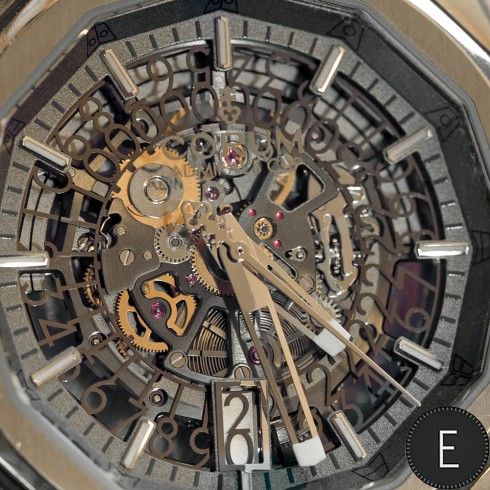 Corum Admirals Cup AC-One 45 Squelette - in-depth review by ESCAPEMENT