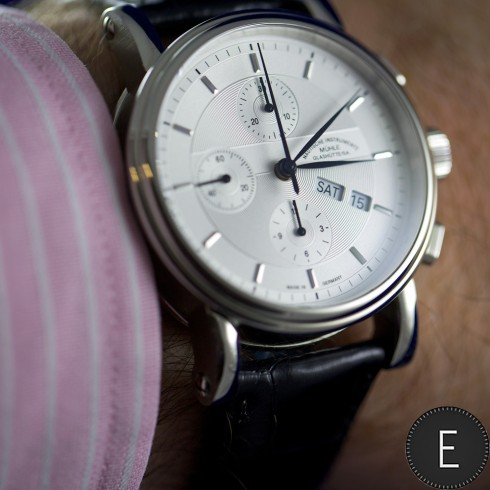 Muhle Glashutte Teutonia Ii Chronograph Watch Review