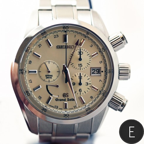 Grand Seiko Spring Drive Chronograph Calibre 9R86 SBGC001 - in-depth review by ESCAPEMENT