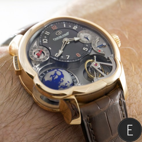 Greubel Forsey - An interview with Stephen Forsey