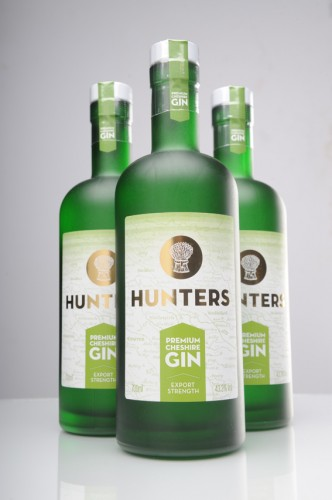 Hunters Cheshire Gin