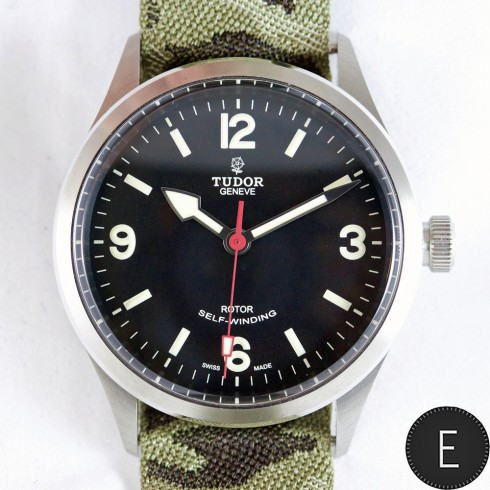 Tudor Heritage Ranger - in-depth watch review by ESCAPEMENT