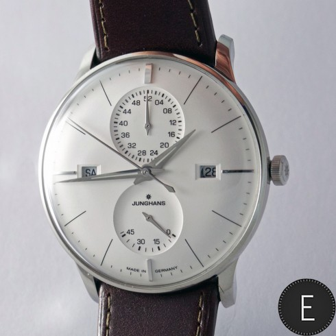 Junghans Meister Agenda - ref 027/4364.00 - watch review by ESCAPEMENT