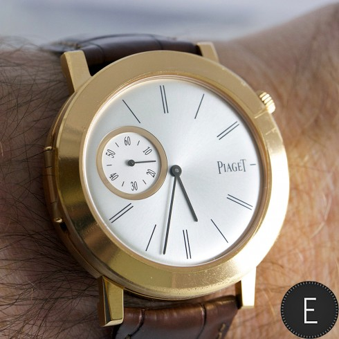 Piaget Altiplano Double Jeu - in-depth watch review by ESCAPEMENT
