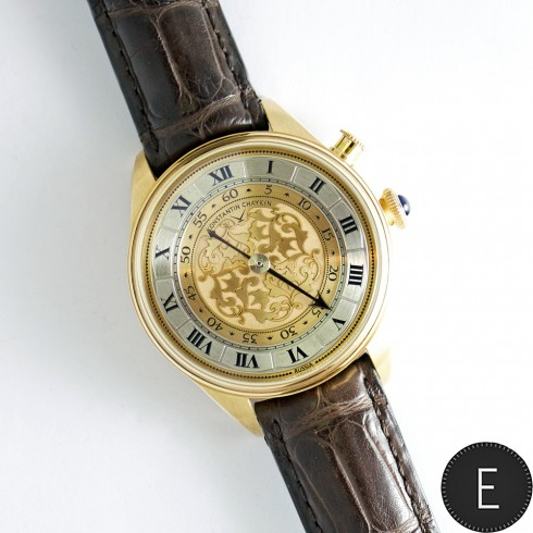 The remarkable world of Konstantin Chaykin - An independent Russian watchmaker